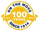 100 Years on the Move