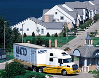 United Van Lines movers